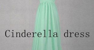 Aline Sweetheart prom dress Chiffon Prom Dress by CinderellaDress, $99.00