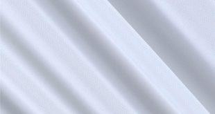 Chiffon Solid White