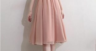 Pink Off Shoulder Short Bridesmaid Dresses, Chiffon Party Dress, Pink Party Dresses