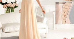 one shoulder bridesmaid dress, champagne bridesmaid dress, long prom dress, bridesmaid dress online, wedding bridesmaid dress, RE036