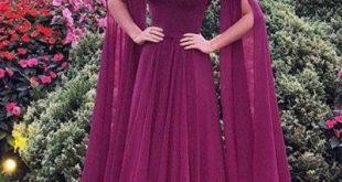 Discount Engrossing Evening Dresses 2019 Prom Dress Chiffon A-Line Evening Dress...
