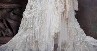 wedding skirt,tattered skirt, stevie nicks, bohemian skirt, boho skirt, gypsy sk...