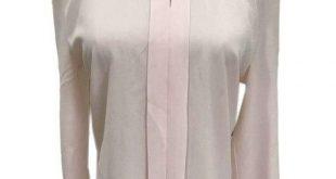 Chiffon Shirt Women Office Blouse Casual Blusas Tops Long Sleeve Ladies Shirt Clothing S-Xxl S907 Beige M