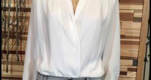Crossover Blouse Bodysuit Crossover Blouse Bodysuit; very high quality bodysuit;...