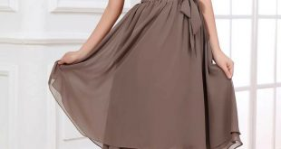 A-line 2013 New arrival Autumn Short Evening dress for women, with bow, cap slee...
