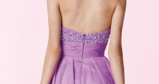 Alyce Paris - Homecoming - 3655 Dress in Orchid