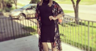 BeYOUtiful Stephanie: Long Chiffon Cardigan Kimono's 2019 BeYOUtiful Step 2...