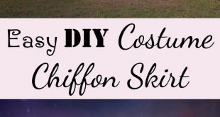 Easy DIY Costume Chiffon Skirt/Cape#colorful #photooftheday #cute #picofthed...