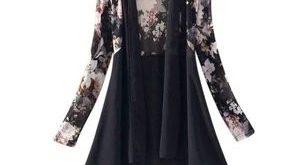 ROPALIA 2018 New Summer Women's Long Chiffon Ladies Shirts Kimono Cardigan Air Conditioning Sunscreen Female Blouses Jackets Y6