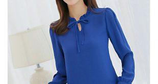 Women White Shirt Long Sleeve Black Shirt Korean Women Clothing Streetwear Slim Chiffon Blouse Elegant Women Tops