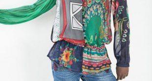 Womens shirts and blouses 2019 Womens shirts and blouses | Desigual.com The p...
